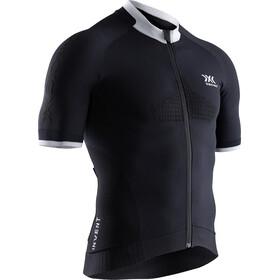 X-Bionic Invent 4.0 Bike Race maglietta a maniche corte Uomo nero